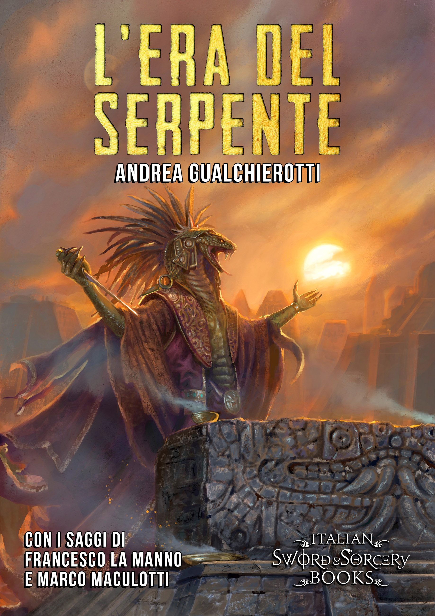 Cover L'era del serpente