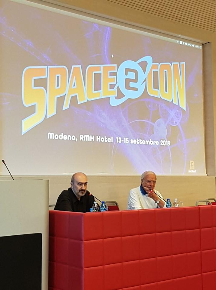 SpaceCon2 Frattini e Garko